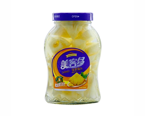 湖南菠萝罐头
