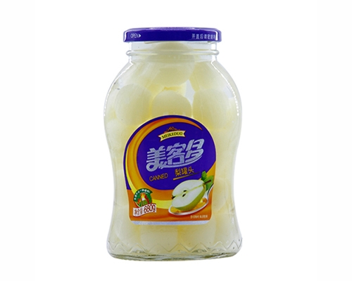 湖南梨罐头