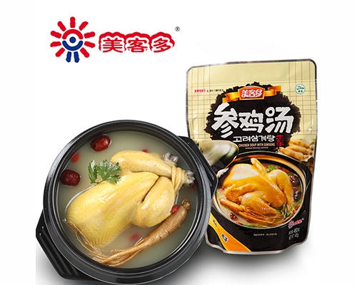 云南参鸡汤